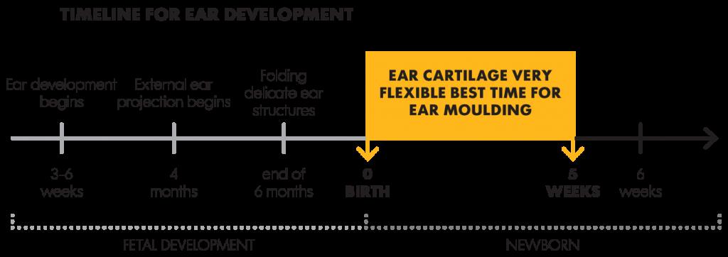 baby ear deformity
